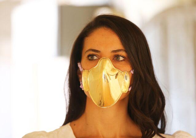 Altın maske - Eminönü