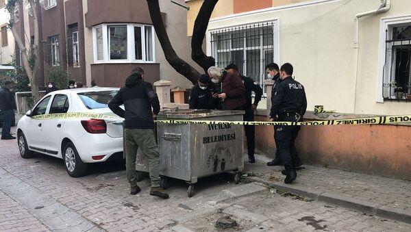 Çöpte bebek cesedi bulundu - Sputnik Türkiye