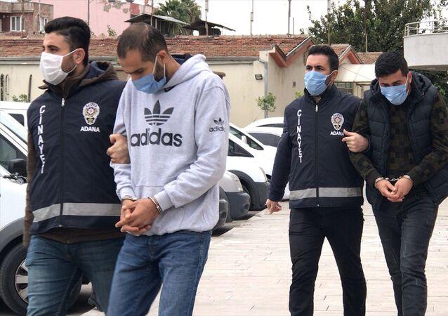Adana'da çiftçiye işkence yapanlara gözaltı
