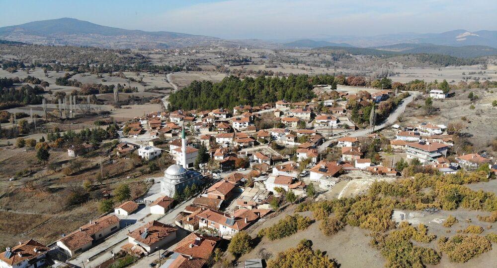 Bursa - Harmancık - İshaklar köyü
