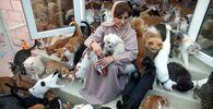 Balushi, ayrıca hayvanların onu depresyonu yenmesine yardımcı olduğunu ifade etti