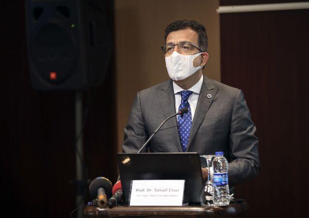 Yoğun Bakım Derneği Başkanı Prof. Dr. İsmail Cinel