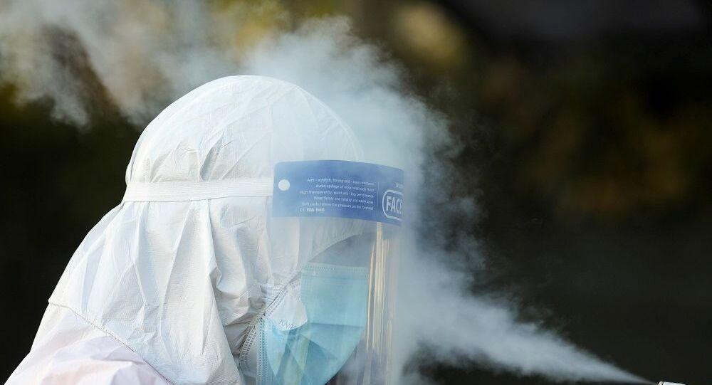 Koronavirüs, maske, koruyucu