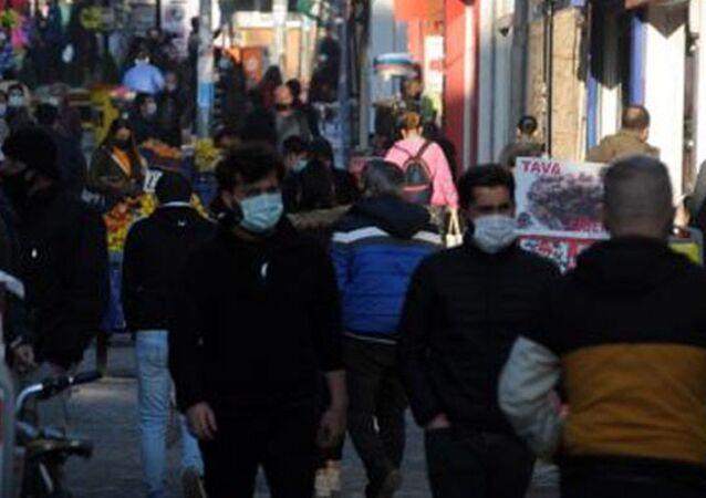 Edirne'de, Bulgarca anonslarla 'koronavirüs' uyarısı