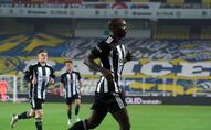Fenerbahçe karşısında alınan 4-3'lük galibiyette attığı 2 golle 3 puanın mimarlarından olan Vincent Aboubakar