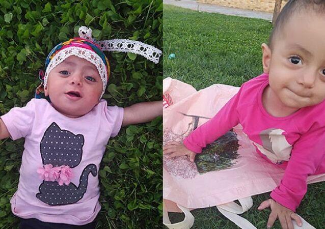 1,5 yaşındaki Sakine bebek 'yoğun bakımda yer bulunamadığı için' hayatını kaybetti