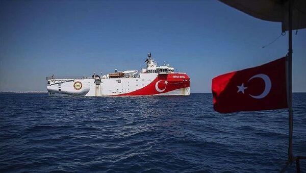 Oruç Reis - Sputnik Türkiye