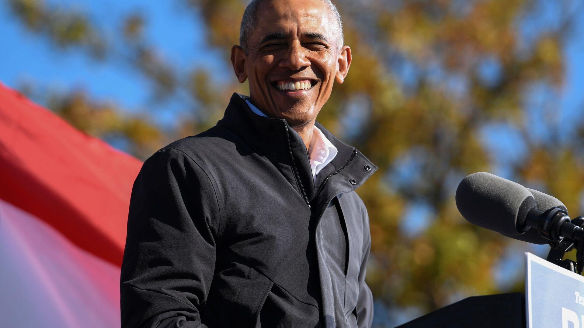 Barack Obama - Sputnik Türkiye, 1920, 15.09.2021