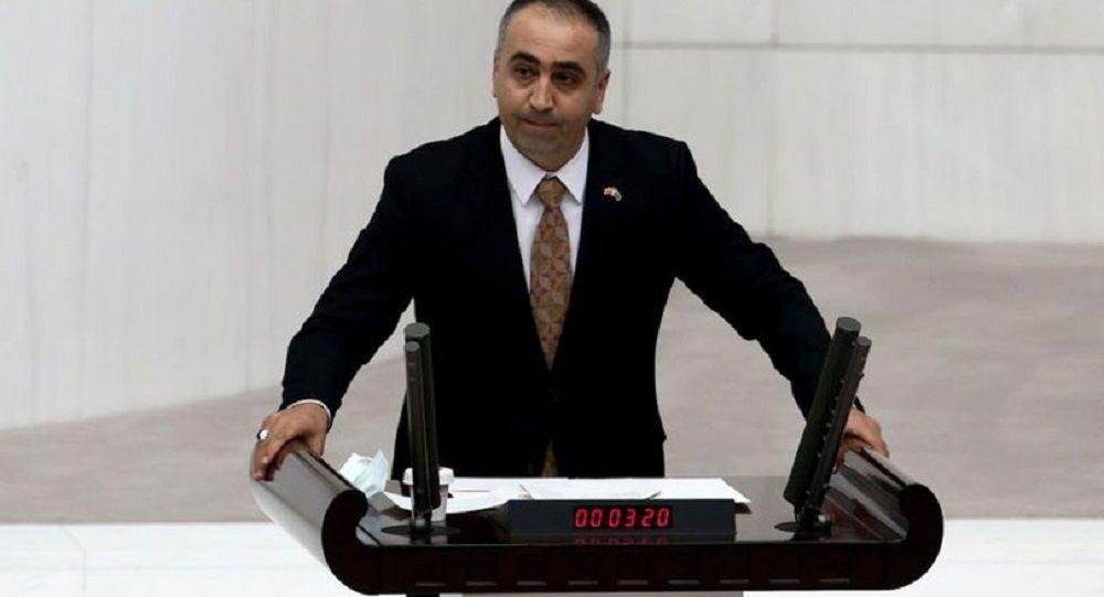 MHP Hatay Milletvekili Lütfi Kaşıkçı