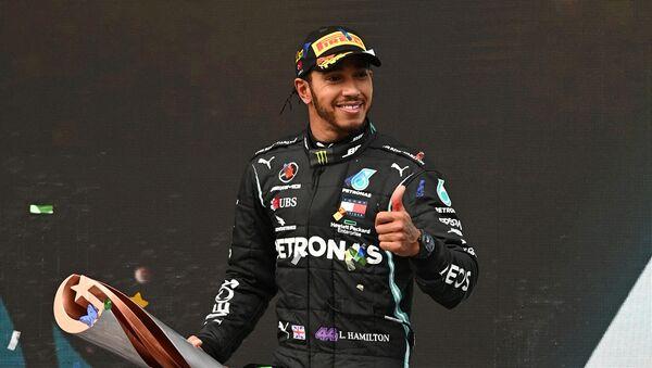 Lewis Hamilton - Türkiye - Sputnik Türkiye