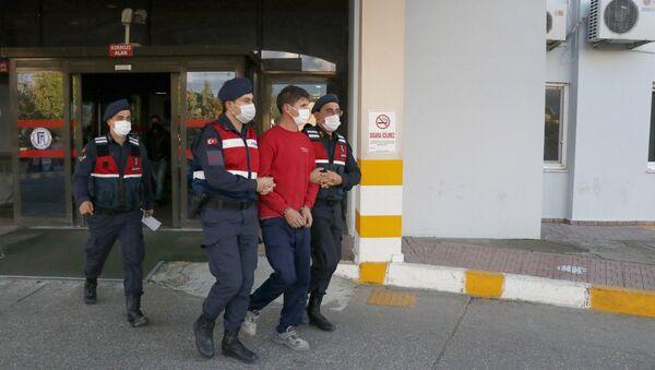 Muğla'da 15 suçtan aranan firari - Sputnik Türkiye