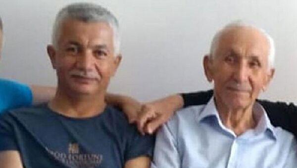 aynı gün arklı şehirlerde Kovid-19 nedeniyle ölen baba ile oğul - Sputnik Türkiye