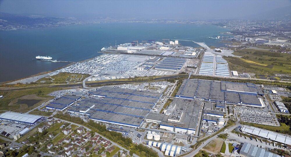 Ford Otosan olarak, Kocaeli Fabrikaları