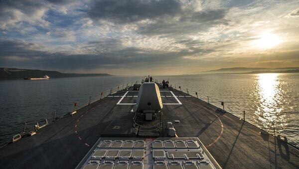 USS Donald Cook - Sputnik Türkiye
