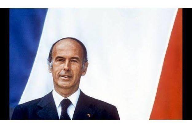 Fransa'nın 1974 ile 1981 yılları arası Cumhurbaşkanlığını yapmış olan Valery Giscard d'Estaing