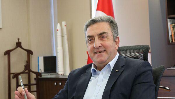 TUA Başkanı Serdar Hüseyin Yıldırım - Sputnik Türkiye