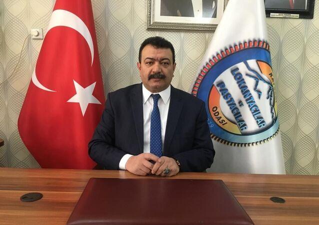 Kayseri Lokantacılar ve Pastacılar Odası Başkanı Altan Aydemir