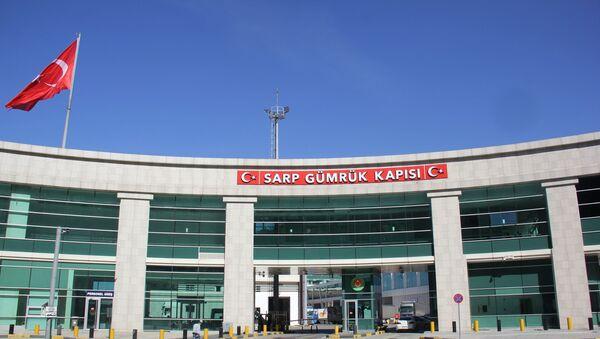 Sarp Sınır Kapısı - Sputnik Türkiye