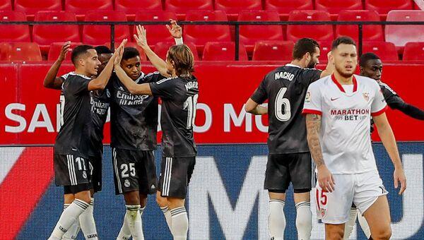 Real Madrid - Sevilla - Sputnik Türkiye