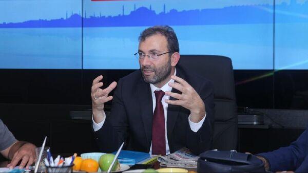 Pendik Belediye Başkanı Ahmet Cin - Sputnik Türkiye