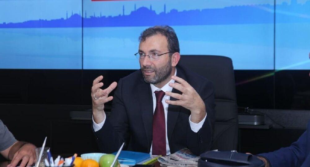 Pendik Belediye Başkanı Ahmet Cin