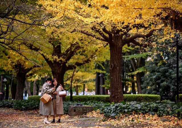 Japonya - kadın