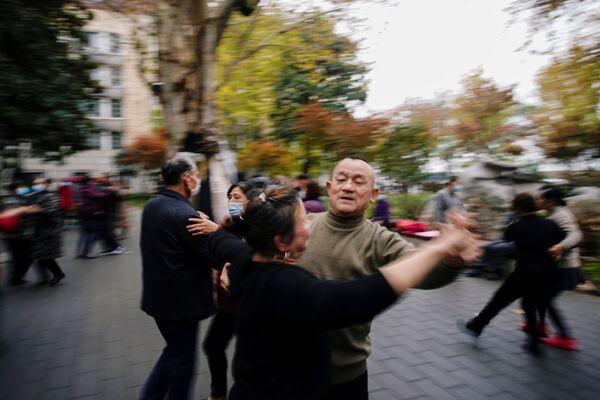 Pandeminin başlamasından bir yıl sonra Vuhan'da durum - Sputnik Türkiye