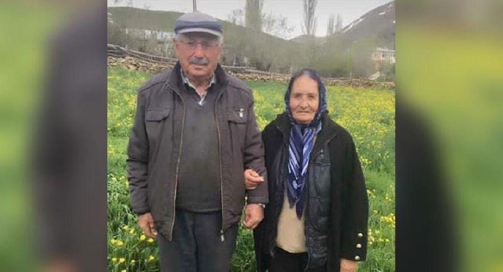 Kayseri'de yaşlı çift, 5 gün arayla koronavirüsten öldü