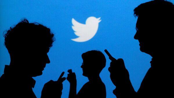 Twitter, logo - Sputnik Türkiye