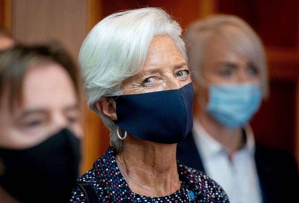 Avrupa Merkez Bankası'nın (ECB) ilk kadın başkanı Christine Lagarde listenin 2. sırasında yer aldı.
