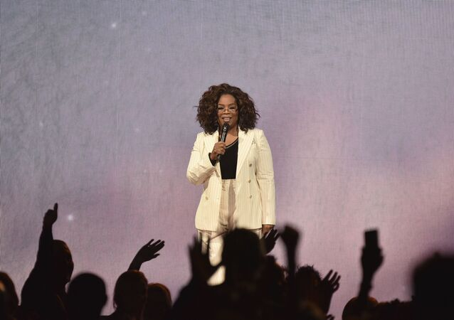ABD'li ünlü televizyon sunucusu Oprah Winfrey 20. oldu.