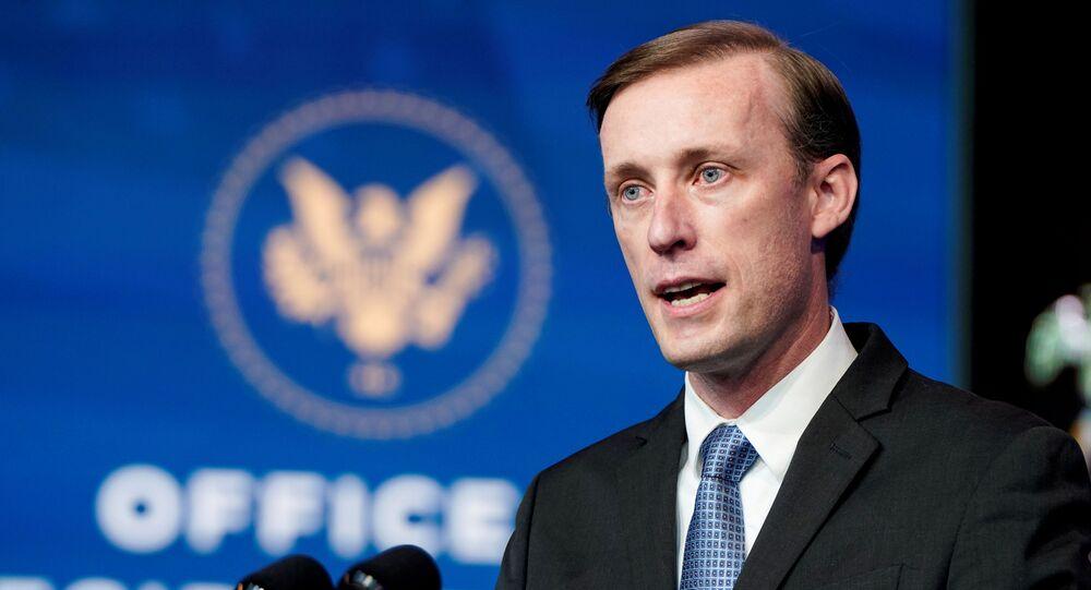 Biden'in güvenlik danışmanı Sullivan, Rusya'yla 'karmaşık ilişkiler'  bekliyor - Sputnik Türkiye
