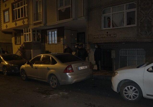 Arnavutköy'de kürtaj baskını
