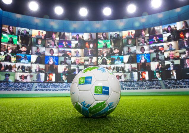 Football for Friendship programı