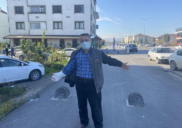 59 yaşındaki Recep Dimaoğlu