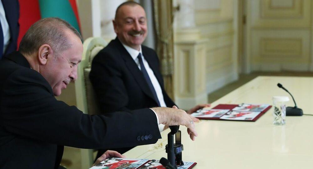 Erdoğan - Aliyev