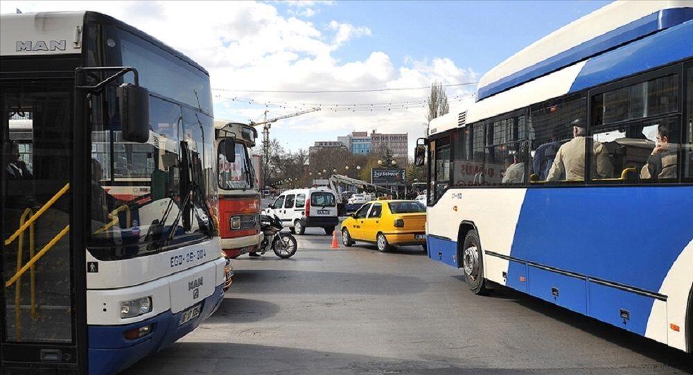 Ankara, otobüs