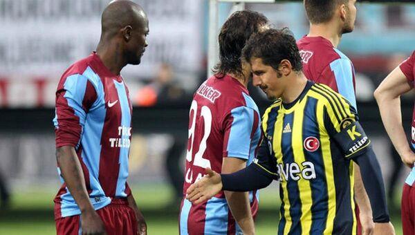 Didier Zokora - Emre Belözoğlu - Sputnik Türkiye