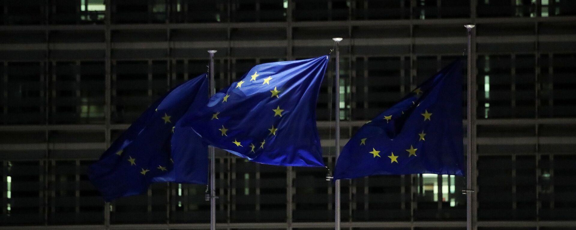Avrupa Birliği bayrağı - Sputnik Türkiye, 1920, 15.09.2021