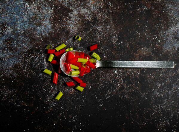İnsanın tükettiği plastik  - Sputnik Türkiye