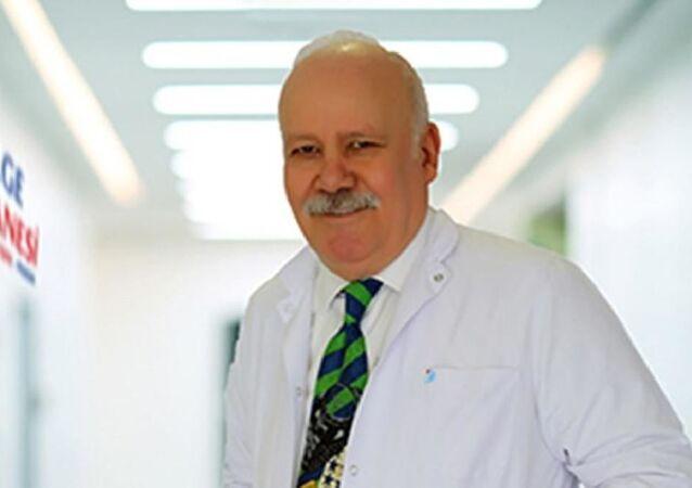 Nükleer Tıp Uzmanı Prof. Dr. Yusuf Duman