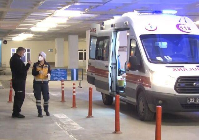Edirne'de hastane