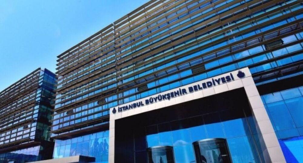 İstanbul Büyükşehir Belediyesi/İBB