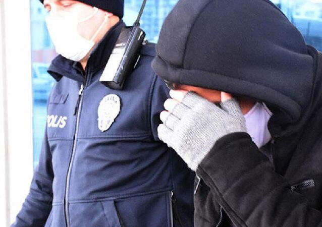 İntihara kalkıştı, kısıtlamayı ihlalden 3 bin 150 TL ceza yedi