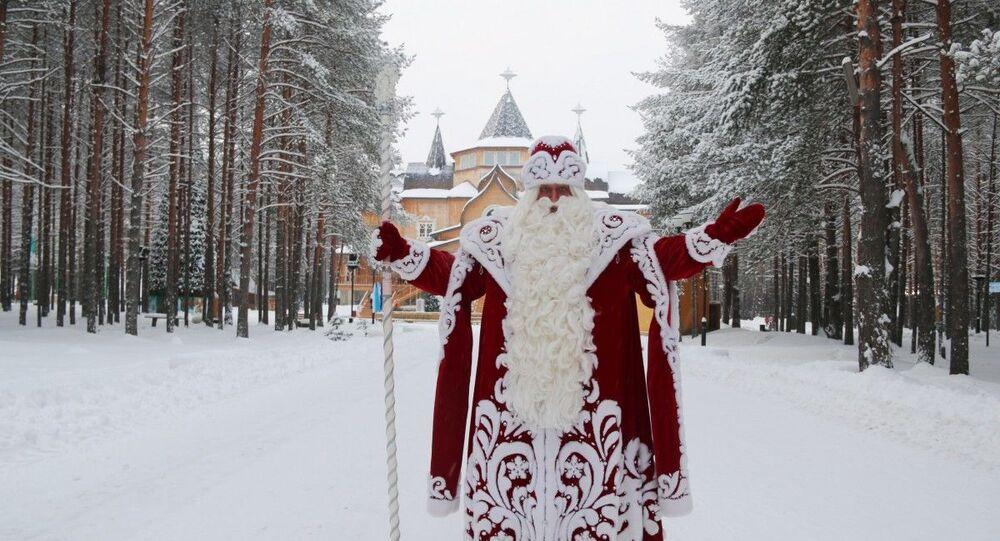 Ded Moroz - Noel Baba