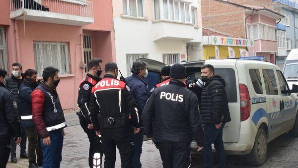 Polis aracı, polis - Sputnik Türkiye