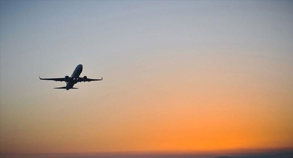 Uçak, gökyüzü