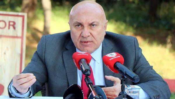 Samsunspor Başkanı Yüksel Yıldırım - Sputnik Türkiye