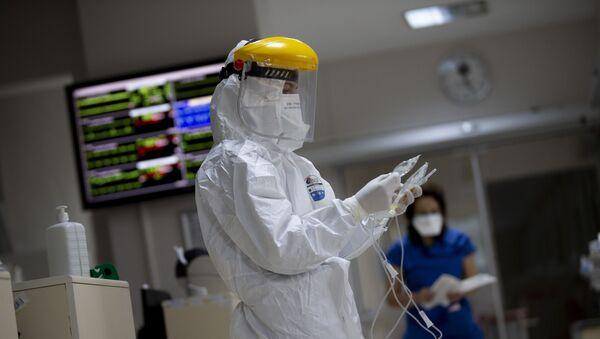Koronavirüs Türkiye - Sputnik Türkiye