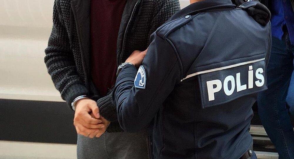 gözaltı - polis